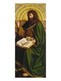 John the Baptist Copy after Van Eyck (Ghent Altarpiece)