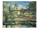 In the Valley of the Oise River   1873/1875