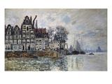Ansicht Von Amsterdam (Het Kamperhoofd)  um 1874