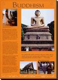 Bouddhisme Tableau sur toile