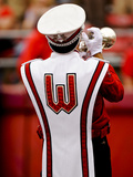 University of Wisconsin: Wisconsin Band Member at Camp Randall