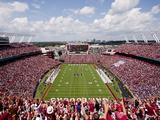 University of South Carolina: South Carolina: View from the Endzone at Williams Brice Stadium