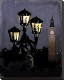 Big Ben Tableau sur toile par Karen J. Williams