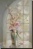 Magnolia Arch I Tableau sur toile par Ruth Baderian