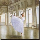 Le Grand Salon II (detail) Tableau sur toile par Pierre Benson