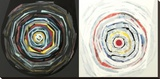 Target duo II Tableau sur toile par Nino Mustica