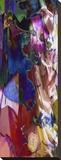 Flowing Panel Tableau sur toile par Suzanne Silk