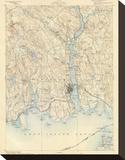 New London  Connecticut  c1893