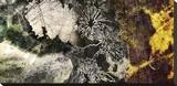 Elemental I Tableau sur toile par Suzanne Silk