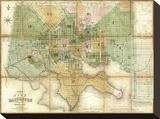 Baltimore  Maryland  c1852