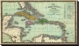 West Indies  c1831