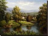 Villa at the River Bank