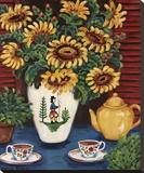 Sunflower Tea