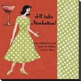 Manhattan Lady
