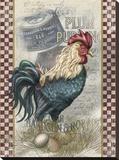 True Blue Rooster