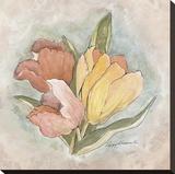 Victorian Panel-Tulips