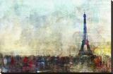 Paris Tango Tableau sur toile par Kay Daichi