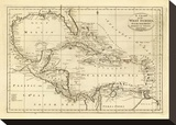 Chart of the West Indies  c1811