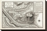 Plan of the Town of Pittsburg  Pennsylvania  c1796