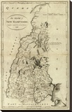State of New Hampshire  c1796
