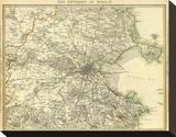 Dublin Environs  c1837