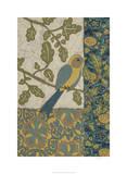 Avian Ornament I