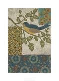Avian Ornament II