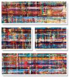 Windthread I Tableau multi toiles par Hilario Gutierrez