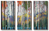 Lone Ranger Tableau multi toiles par Graham Forsythe