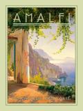 Amalfi Giclée par The Vintage Collection