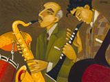 Sax & Clarinet!