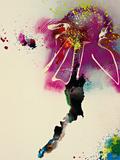 Floral Mist IV Giclée par Leila
