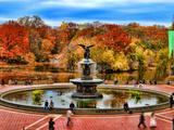Bethesda Terrace  Central Park  New York City