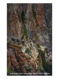 Grand Canyon Nat'l Park  Arizona - Cape Horn  Bright Angel Trail