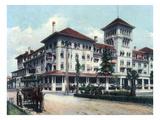 Jacksonville  Florida - Windsor Hotel Exterior View
