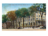 Saratoga Springs  New York - United States Hotel Exterior View