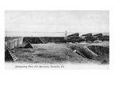 Pensacola  Florida - Fort Barrancas Cannons