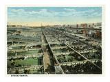 Kansas City  Missouri - General View of the Stockyards