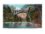 Philadelphia  Pennsylvania - Walnut Lane Bridge over Wissahickon River