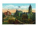Philadelphia  Pennsylvania - University of Pennsylvania Campus