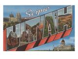 Scipio  Utah - Large Letter Scenes