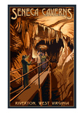 Seneca Caverns - Riverton  West Virginia