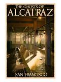 The Ghosts of Alcatraz Island - San Francisco  CA