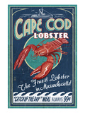 Cape Cod  Massachusetts - Lobster