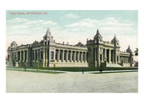 Riverside  California - Exterior View of the Court House