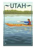 Utah - Kayak Scene