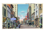 Knoxville  Tennessee - Northern View Up Gay Street