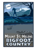 Mount St Helens - Bigfoot Country