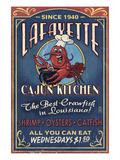 Lafayette  Louisiana - Cajun Kitchen