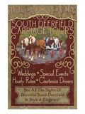 South Deerfield  Massachusetts - Carriage Tours